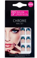 Salon Perfect Chrome Nail Set