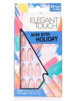 Elegant Touch Holographic False Nails