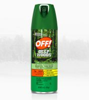 Off! Deep Woods Insect Repellent Aerosol Spray