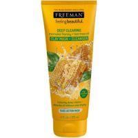 Freeman Feeling Beautiful Deep Clearing Manuka Honey + Tea Tree Oil Clay Mask + Cleanser