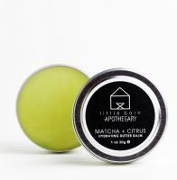Little Barn Apothecary Matcha and Citrus Hydrating Butter Balm