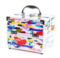 Caboodles Adored 4-Tray Train Case