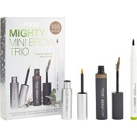 LashFood BrowFood Mighty Mini Brow Trio