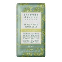 Crabtree & Evelyn Pear & Pink Magnolia Uplifting Soap