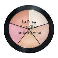 IsaDora Face Glow Highlighting Wheel
