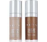 Mally Beauty Liquid Light Luminizing Transforming Duo
