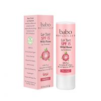 Babo Botanicals Lip Tint Conditioner SPF 15