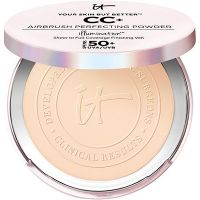 It Cosmetics Your Skin But Better CC+ Airbrush Perfecting Powder Illumination with SPF 50+