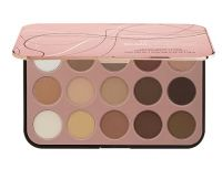 BH Cosmetics Glam Reflection 15 Color Shadow Palette in Rose