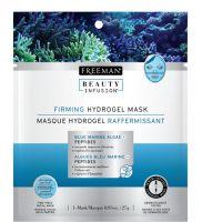 Freeman Beauty Infusion Blue Marine Algae + Peptides Hydrogel Face Mask