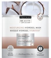 Freeman Beauty Infusion Coconut Milk + Hyaluronic Acid Hydrogel Face Mask