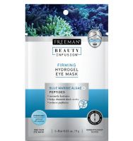 Freeman Beauty Infusion Firming Blue Marine Algae + Peptides Hydrogel Eye Mask