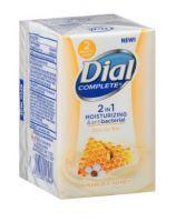 Dial Complete Manuka Honey 2 in 1 Moisturizing & Antibacterial Beauty Bar