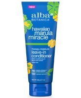 Alba Botanica Hawaiian Marula Miracle Therapy Moisture Leave-In Conditioner