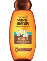 Garnier Whole Blends Revitalizing Shampoo with Monoi Oil & Orange Blossom Extracts