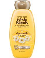 Garnier Whole Blends Illuminating Shampoo with Chamomile Flower & Honey Extracts