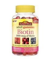 Nature Made Biotin Adult Gummies