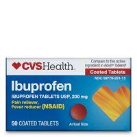 CVS Health Ibuprofen 200mg
