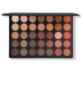 Morphe 35O 35 Color Nature Glow Eyeshadow Palette