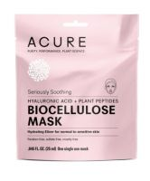 Acure Organics Seriously Soothing Biocellulose Mask