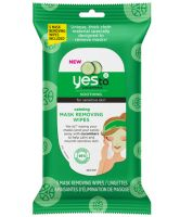 Yes To Cucumbers Calming Mask Removing Wipes
