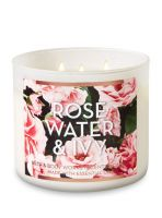 Bath & Body Works Rose Water & Ivy Candle