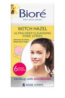 Biore Witch Hazel Ultra Deep Cleansing Pore Strips