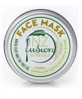 NZ Fusion Botanicals Australian Clay and Tea Tree Oil Mask