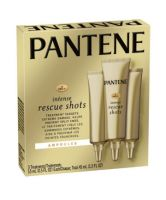 Pantene Intense Rescue Shots Ampoules
