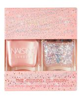 Nails Inc. The Future Is Fairy Nail Polish Duo