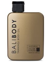 Bali Body Natural Tanning and Body Oil SPF 15