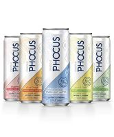 Phocus Naturally Energizing Sparkling Water