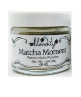 Blendily Matcha Moment Facial Mask Powder