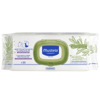 Mustela Cleansing Wipes with Olive Oil