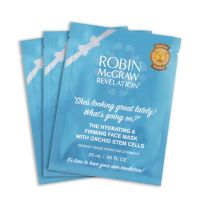 Robin McGraw Revelation Hydrating & Firming Bio-Cellulose Face Sheet Mask