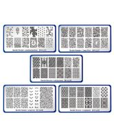 Maniology Artist Collaboration Set 4 Nail Stamping Plates