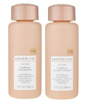 Kristin Ess The One Purple Shampoo and Conditioner Set