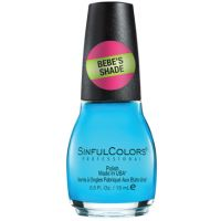 SinfulColors Wicked Neons Nail Polish