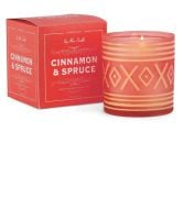 Paddywax Cinnamon & Spruce Candle