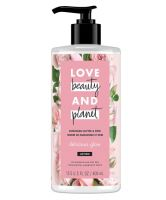 Love Beauty and Planet Murumuru Butter & Rose Body Lotion