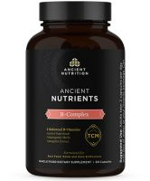 Ancient Nutrition Ancient Nutrients Vitamin B Complex