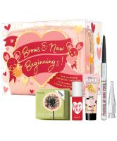 Benefit Brows & New Beginnings! Limited Edition 4-Piece Makeup Set