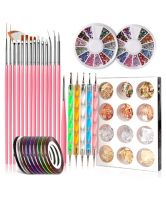 Teenitor Nail Art Addict Kit