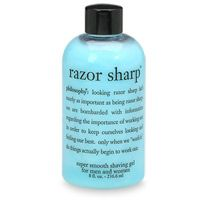 Philosophy Razor Sharp Extra Close Silicone Shaving Gel