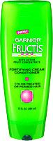 Garnier Fructis Fortifying Cream Conditioner for Color Treated or Permed Hair