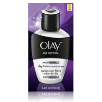 Olay Age Defying Anti-Wrinkle Day Lotion Sunscreen SPF 15