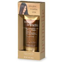 John Frieda Brilliant Brunette Shine Shock, Leave On Perfecting Glosser