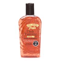 Hawaiian Tropic Dark Tanning Gel with Sunscreen SPF 2