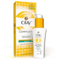 Olay Complete Daily Defense All Day Moisturizer With Sunscreen SPF 30 - Sensitive Skin