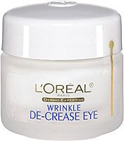L'Oréal Paris Wrinkle De-Crease Eye Cream